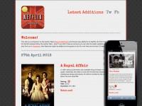 New On Netflix UK