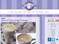 Great Shakes: 2014 Redesign