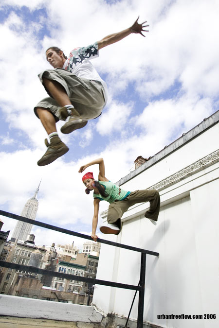 Fotos de Parkour y Free Running [muchas!] EDIT!!